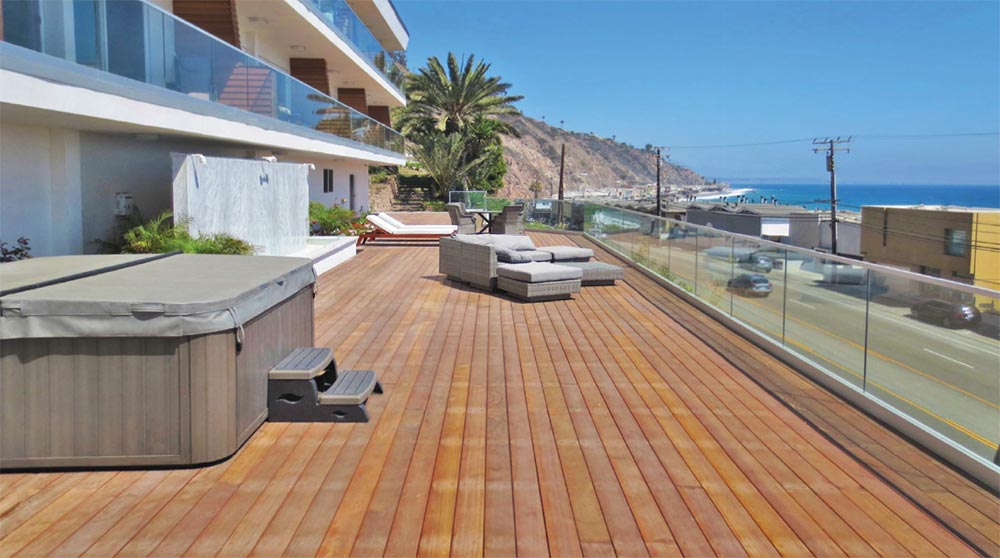 Malibu Ocean View Apartments, Malibu, California